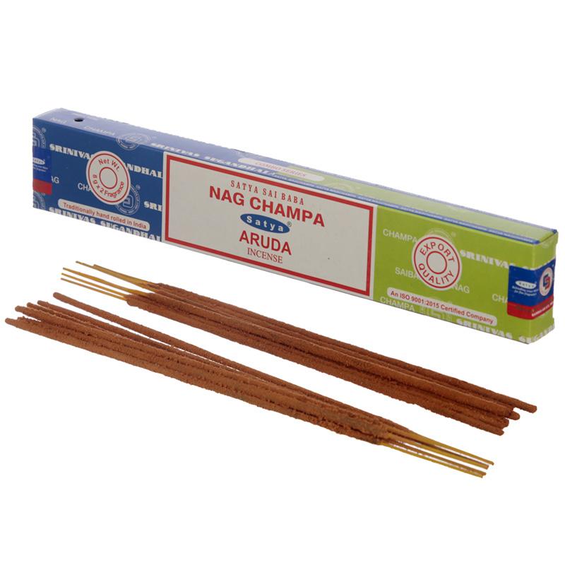 Satya Incense Sticks Nag Champa  Aruda
