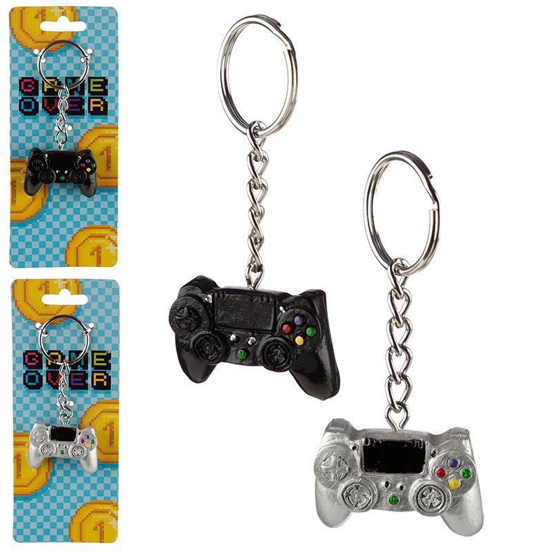 Fun Collectable Game Controller Keyring