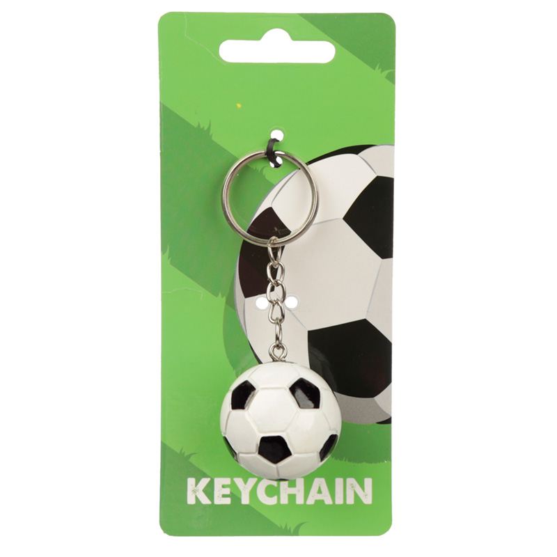 Collectable Football Keyring
