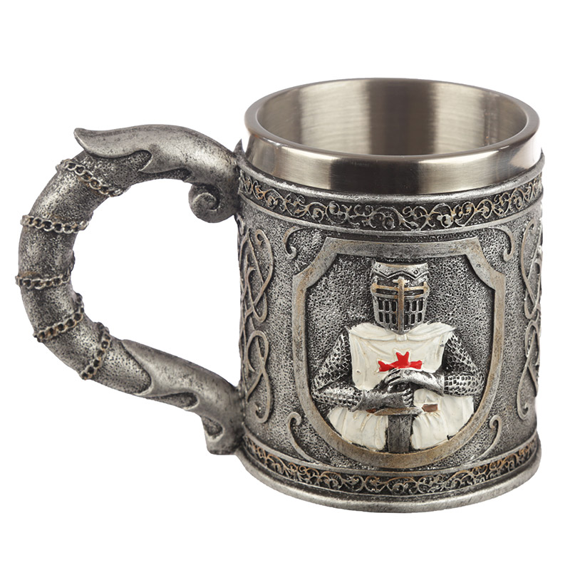 Collectable Decorative Knight Tankard