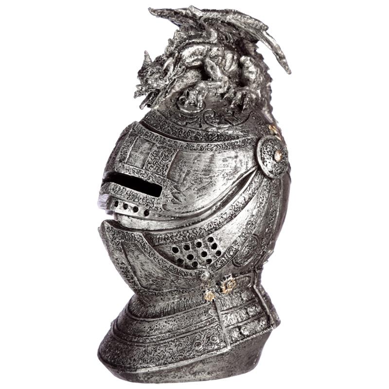 Collectable Dragon Helmet Money Box