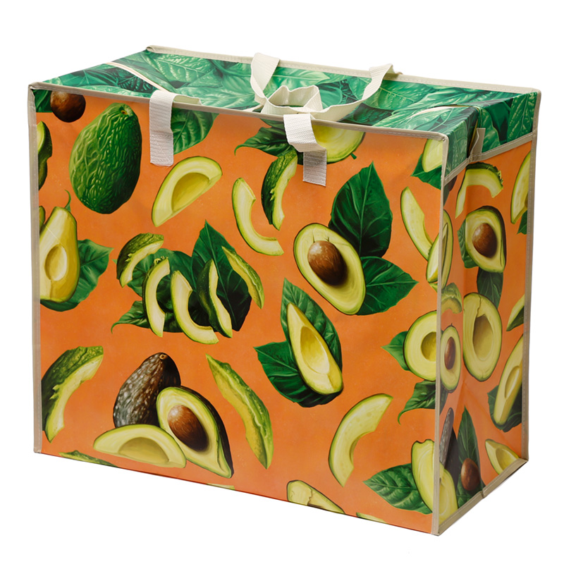 Fun Practical Laundry  Storage Bag Avocado