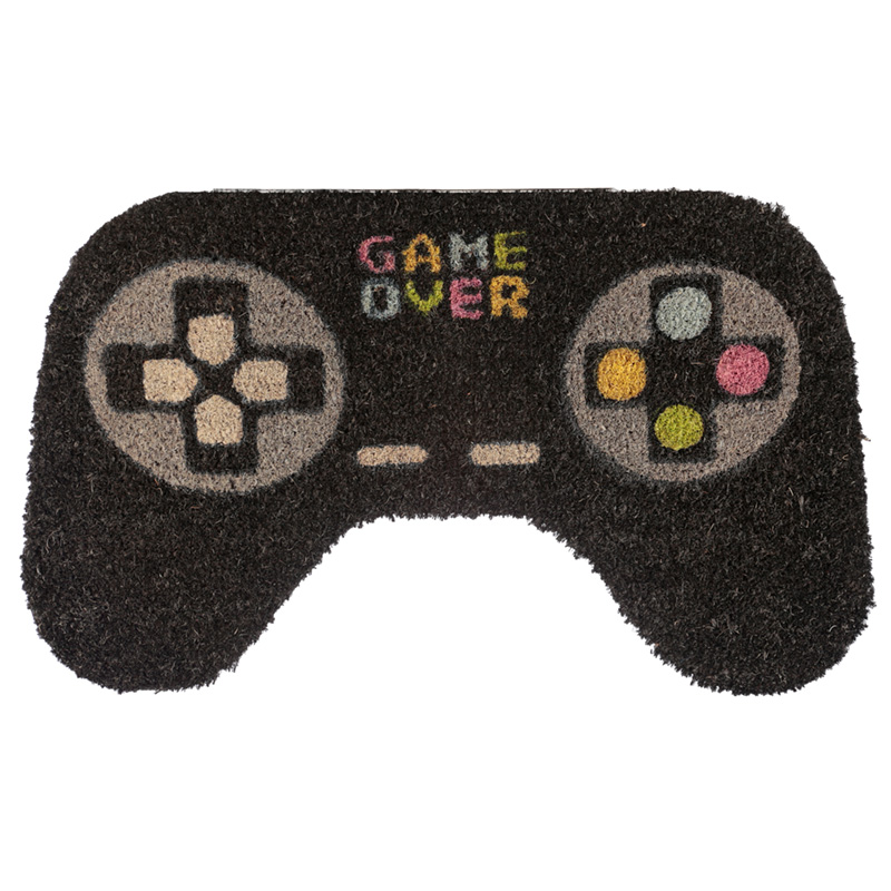Coir Door Mat Retro Gaming Controller
