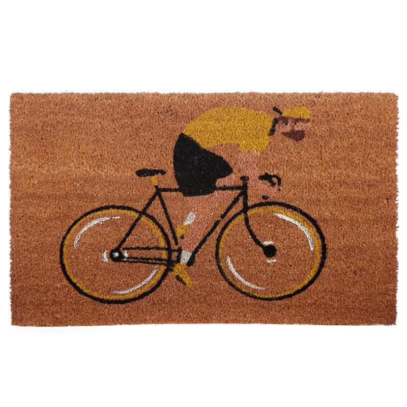 Coir Door Mat Cycle Works Bicycle