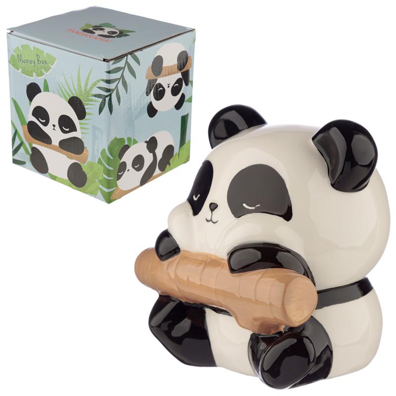 Collectable Ceramic Panda Money Box