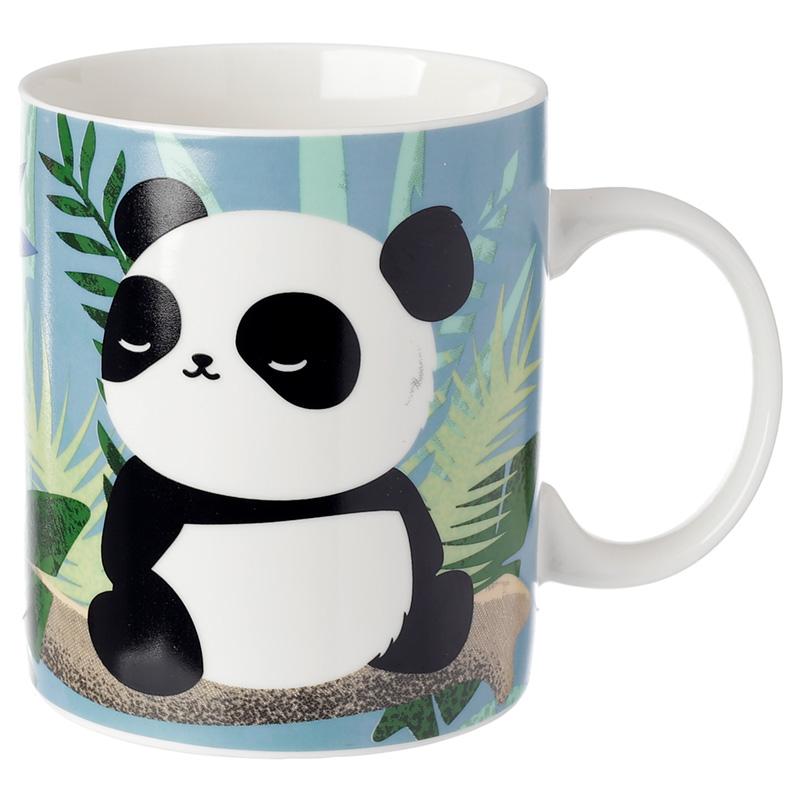 New Bone China Mug Pandarama