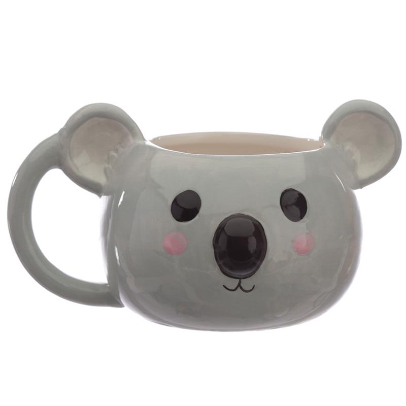 Cute Koala Cutiemals Ceramic Mug