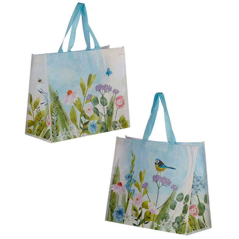 Botanical Gardens Durable Reusable Shopping Bag