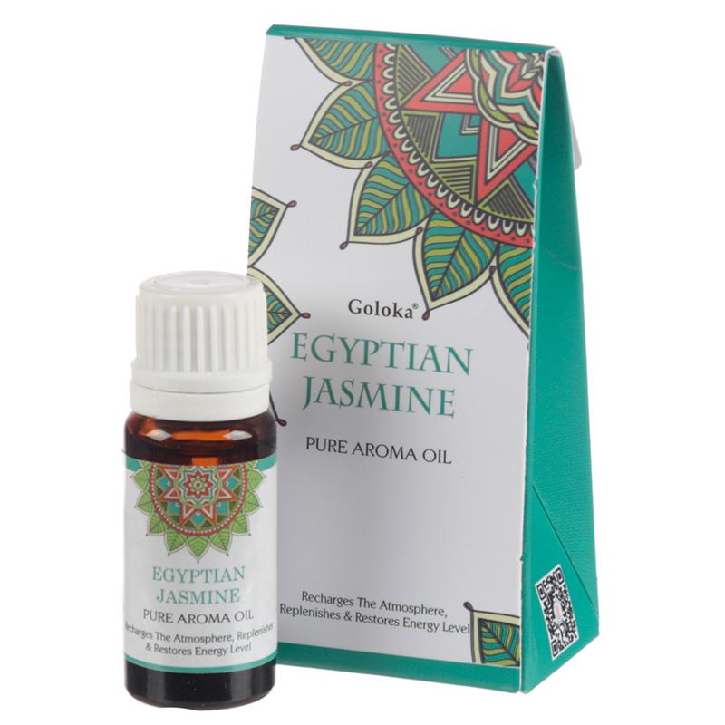 Goloka Fragrance Aroma Oils Egyptian Jasmine
