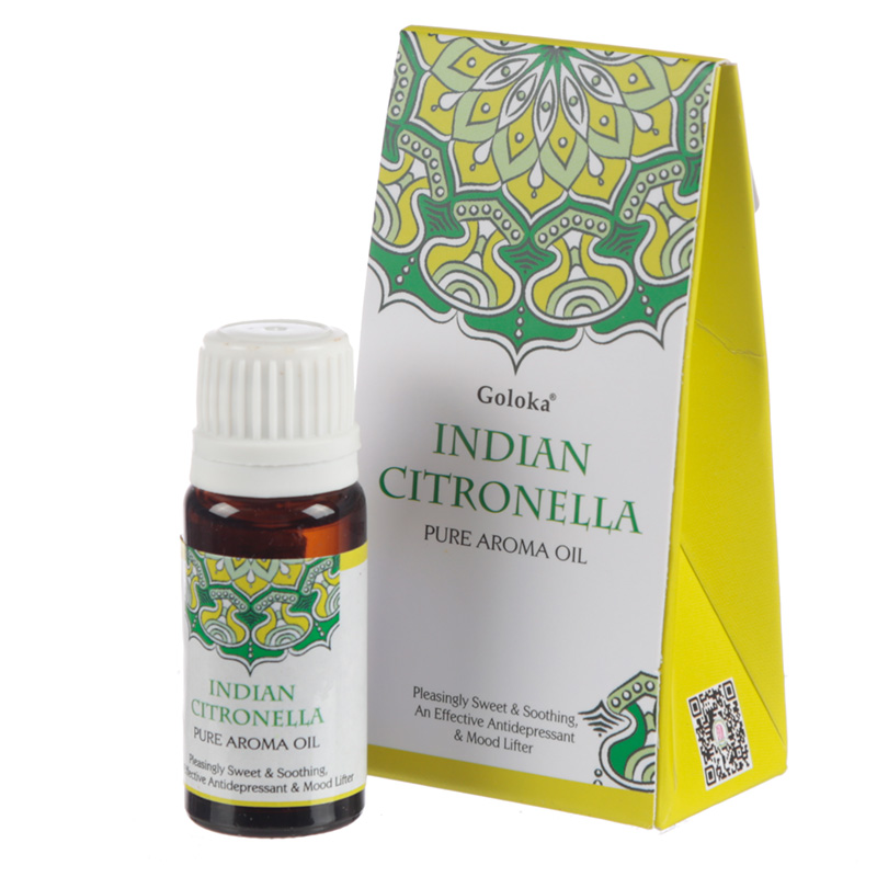 Goloka Fragrance Aroma Oils Citronella