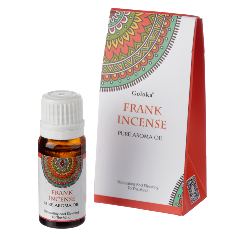 Goloka Fragrance Aroma Oils Frankincense 10ml