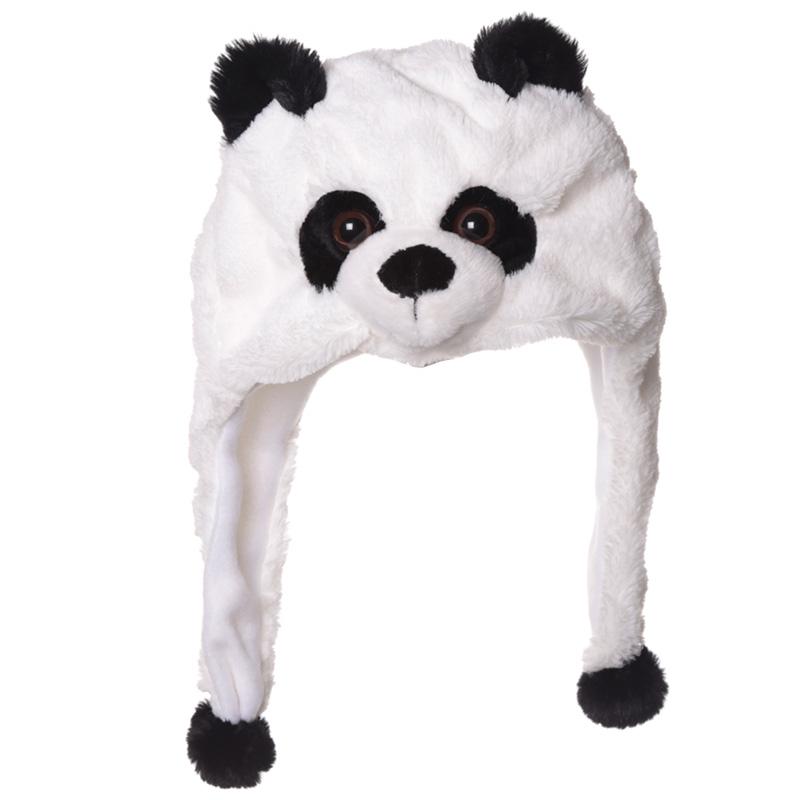 Fun Plush Pandarama Hat One Size