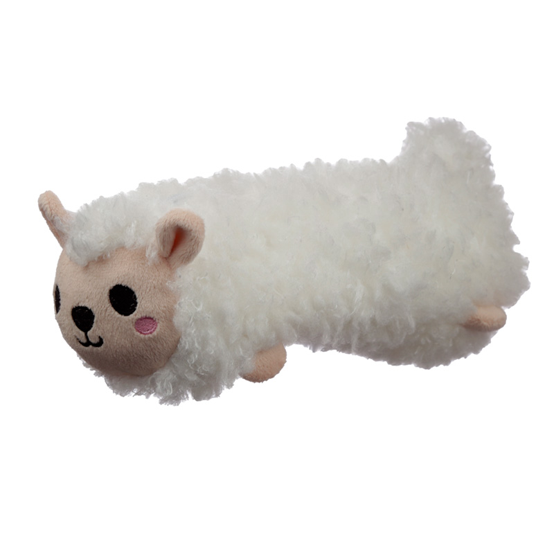 Fluffy Plush Pencil Case Sheep