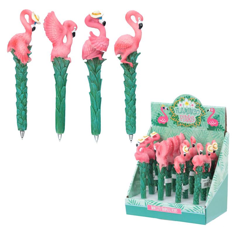 Fun Flamingo Novelty Pen