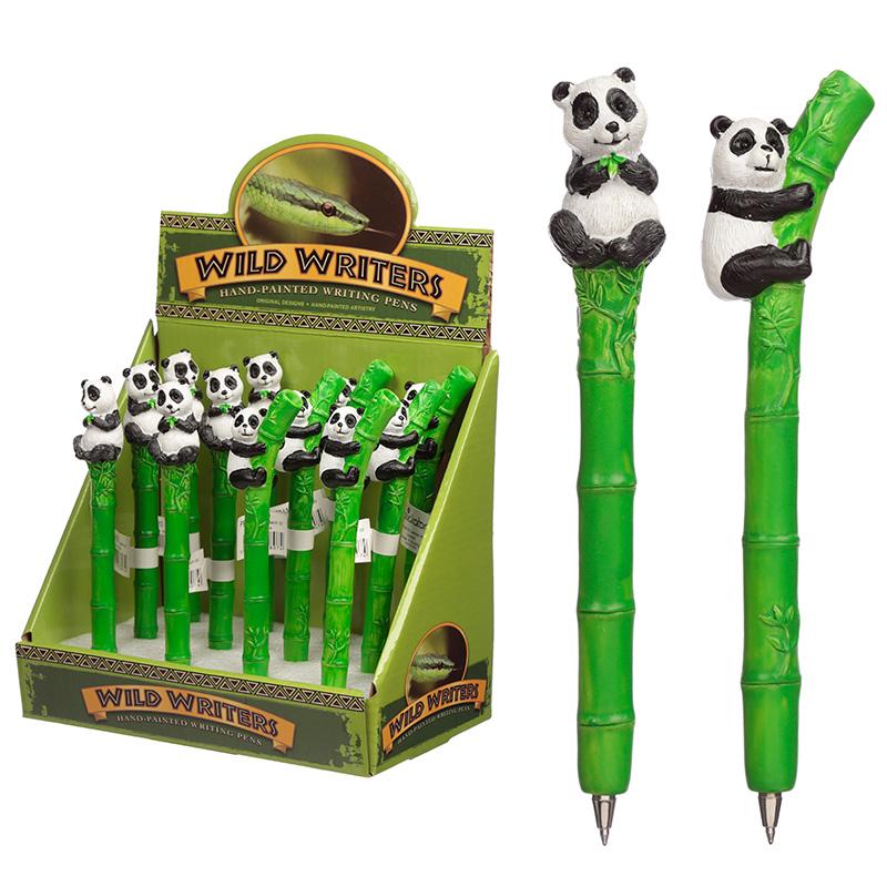 Cute Panda and Bamboo Novelty Pen