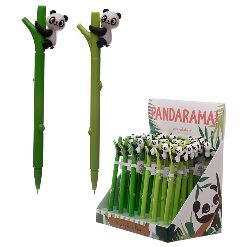 Fun Panda Topper Novelty Pen