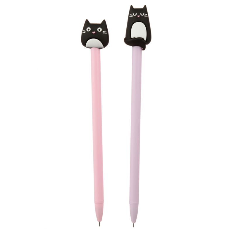 Feline Fine Cat Topper Pen