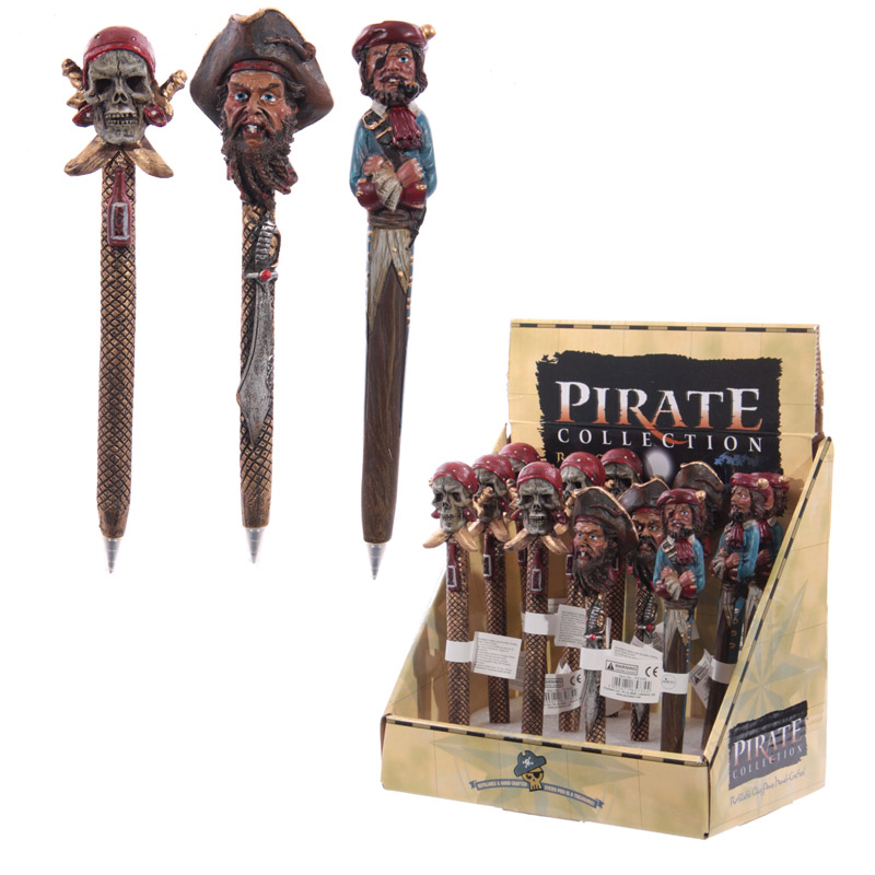 Pirate Pen