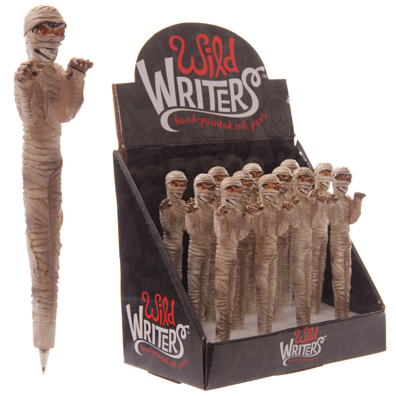 Funky Mummy Design Novelty Pen