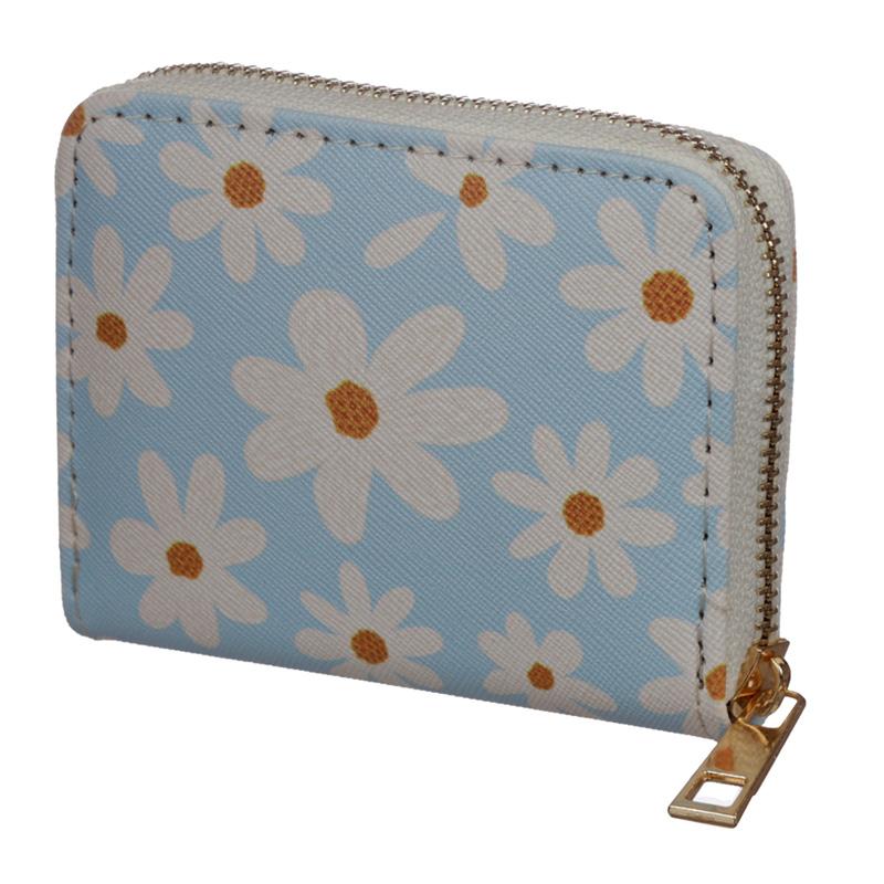 Small Zip Around Wallet Oopsie Daisy