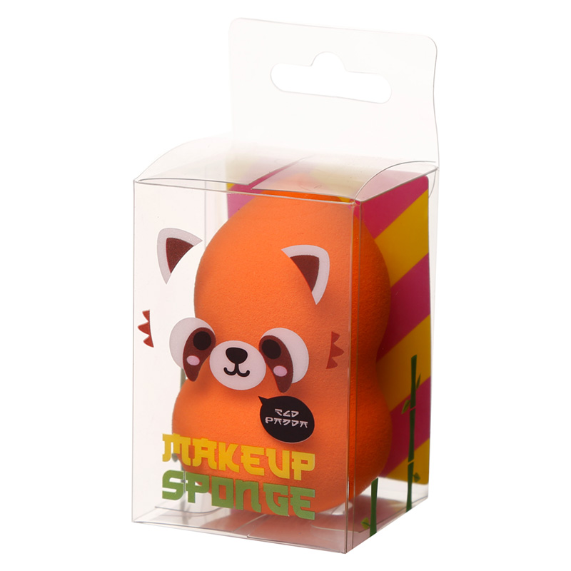 Cutiemals Makeup Applicator Sponge Red Panda