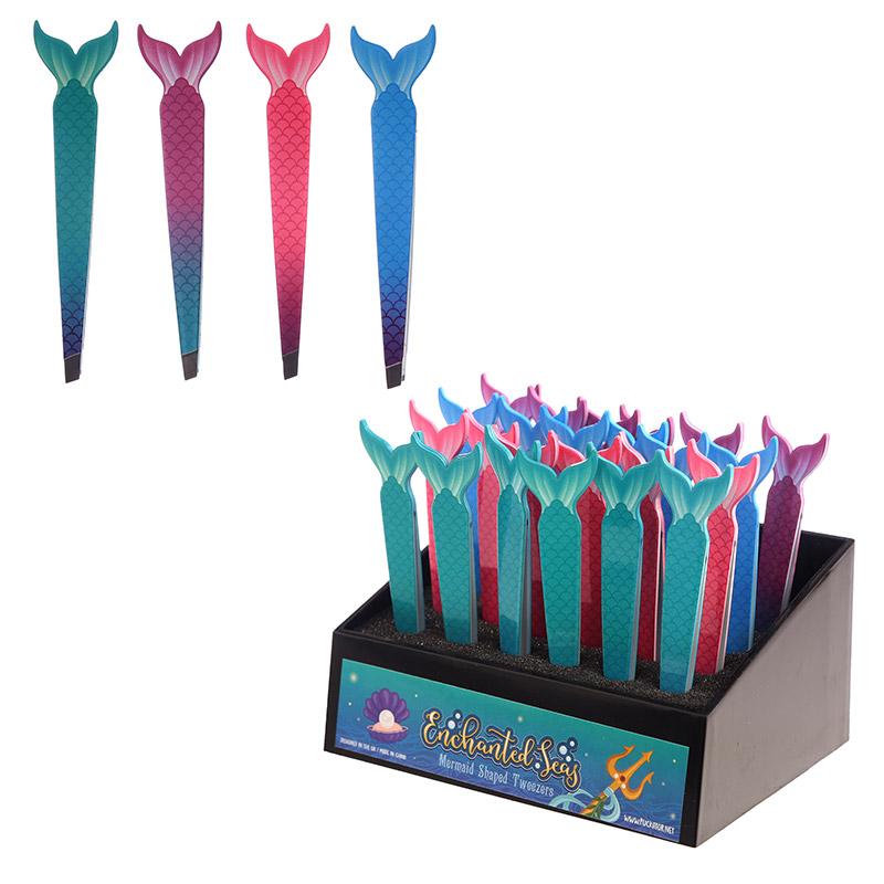 Fun Mermaid Tail Design Tweezers