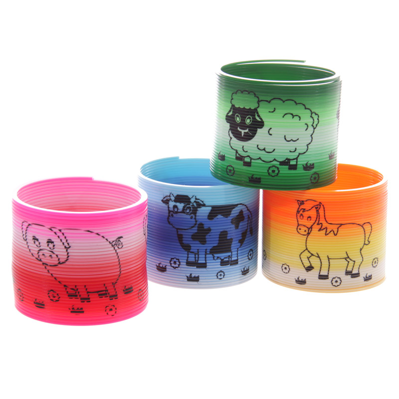 Fun Novelty Kids Farm Animal Magic Spring