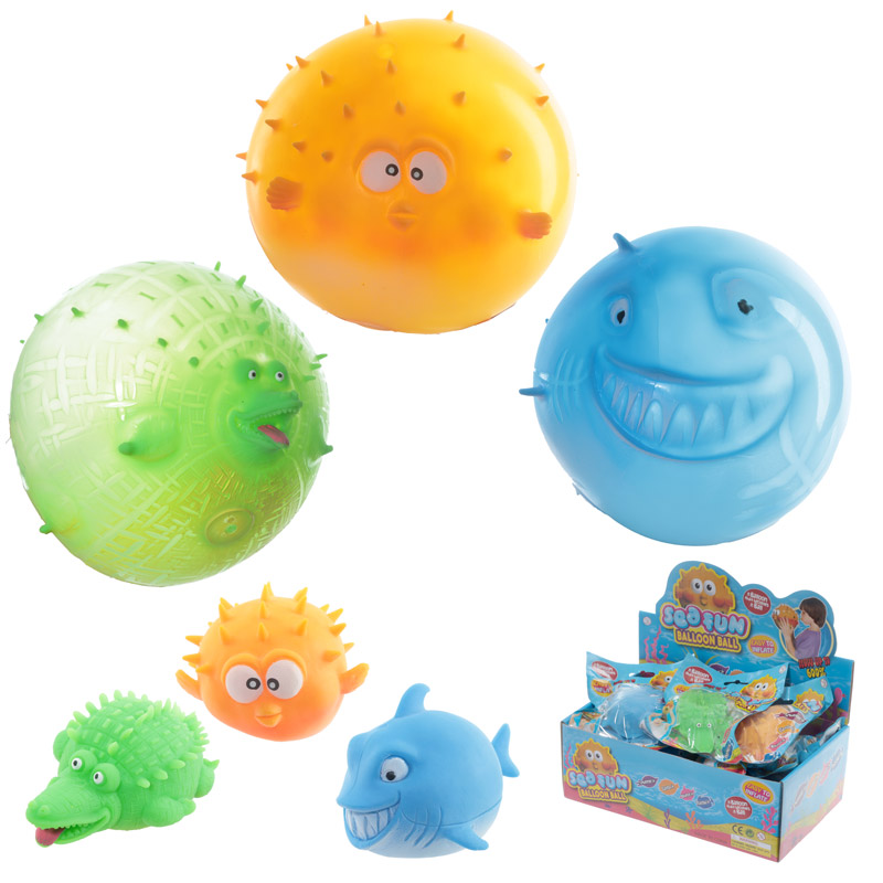 Fun Kids Sealife Balloon Ball