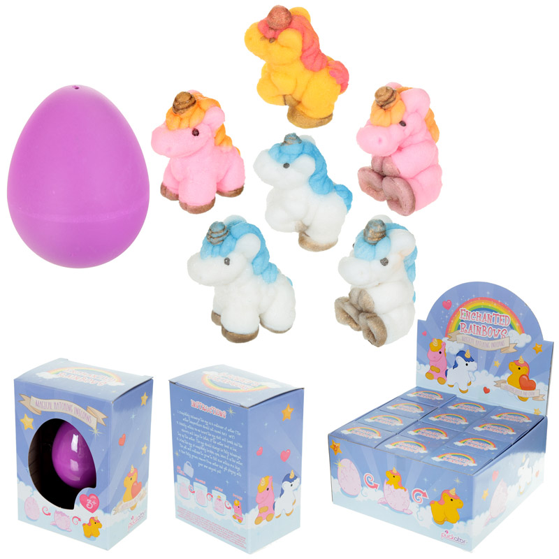 Fun Kids Novelty Hatching Unicorn Egg