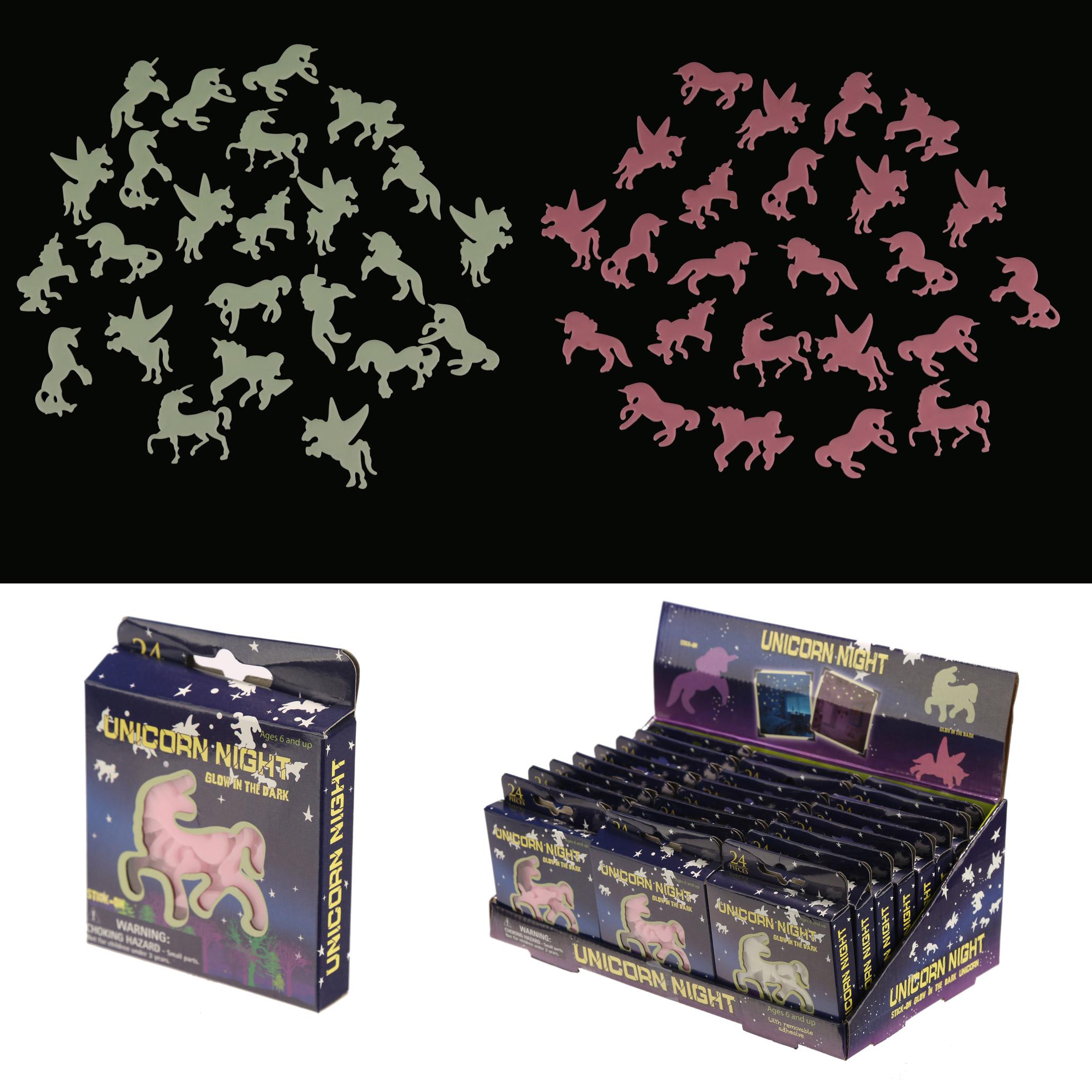 Fun Kids Glow in the Dark Unicorn
