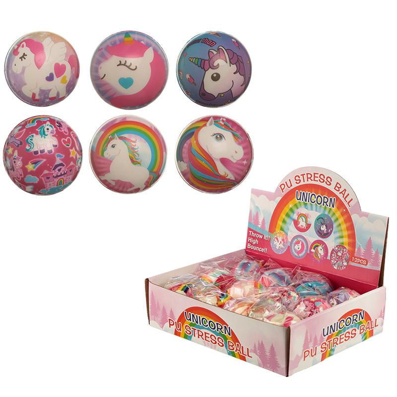 Fun Kids Soft Unicorn Ball