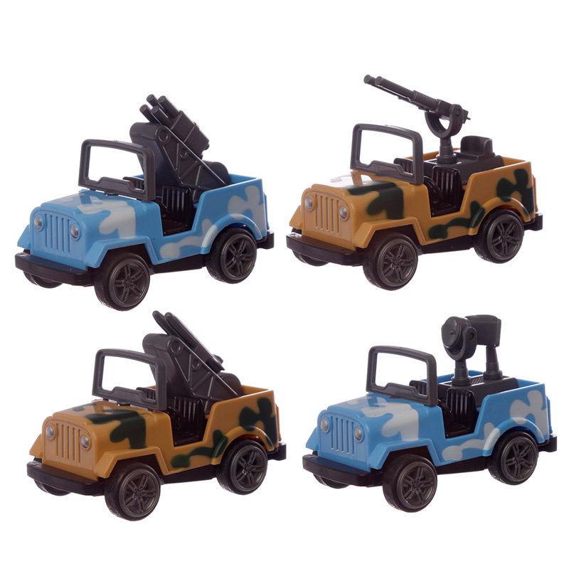 Fun Kids Military Car Toy