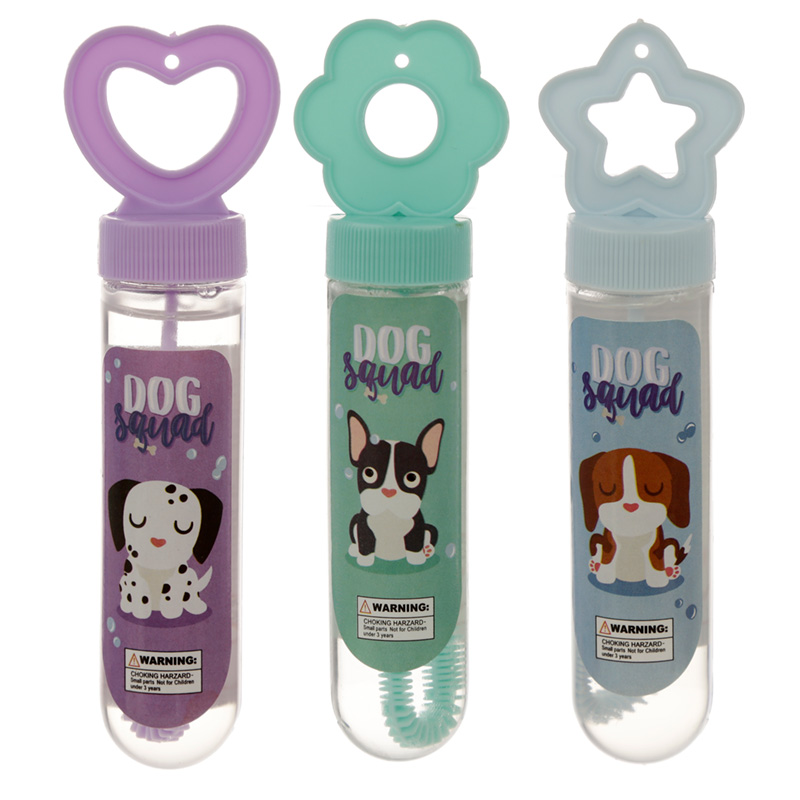 Fun Kids Dog Squad Bubbles