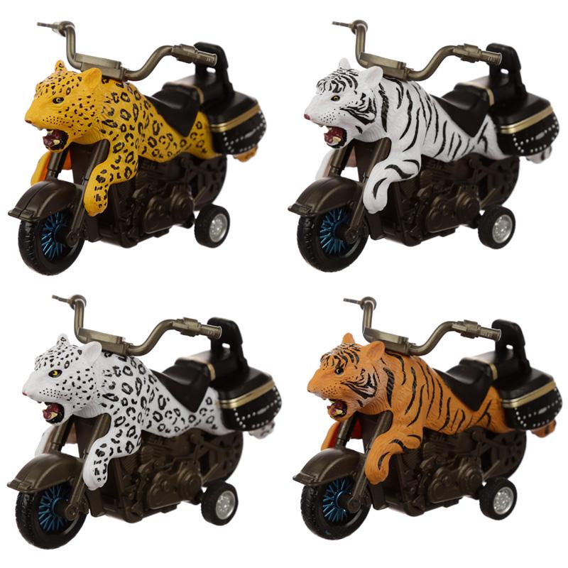Fun Kids Friction Big Cat Motorcycle