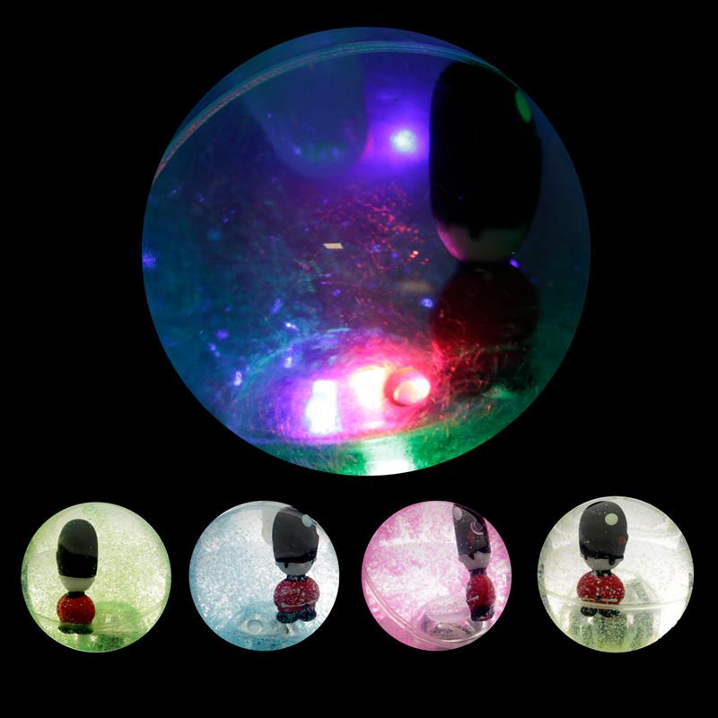 Fun Kids London Guardsman Flashing LED Bouncy Ball