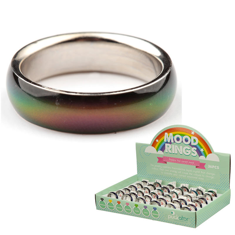 Cute Kids Simple Design Mood Ring