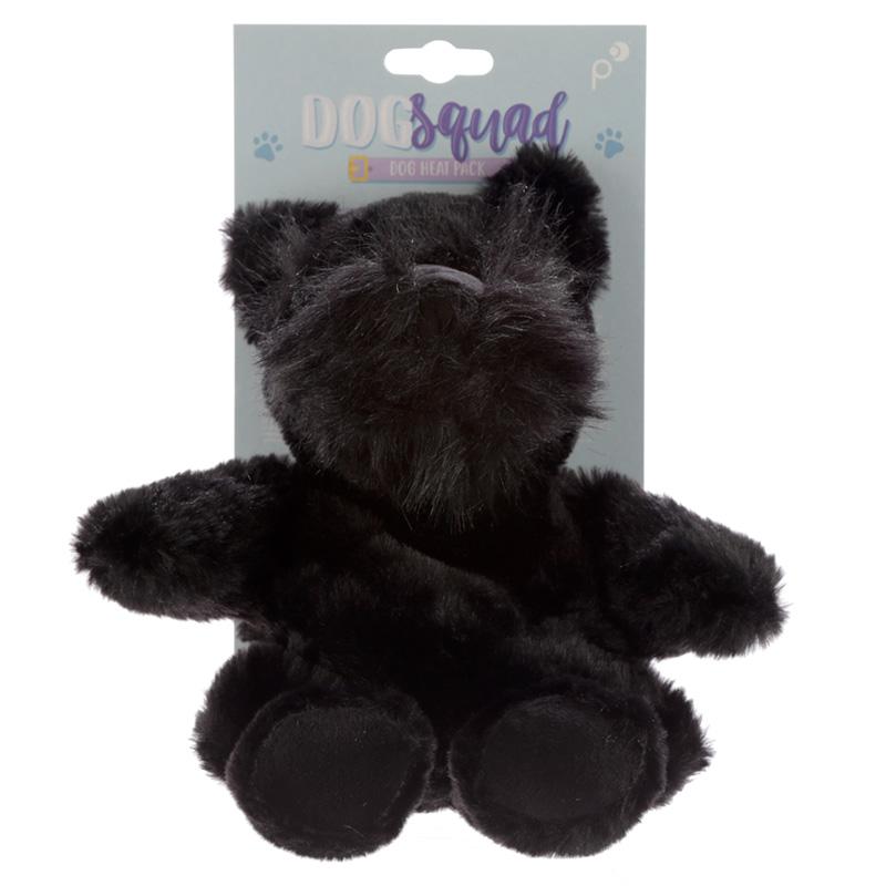 Cute Scottie Dog Microwavable Heat Wheat Warmer Pack