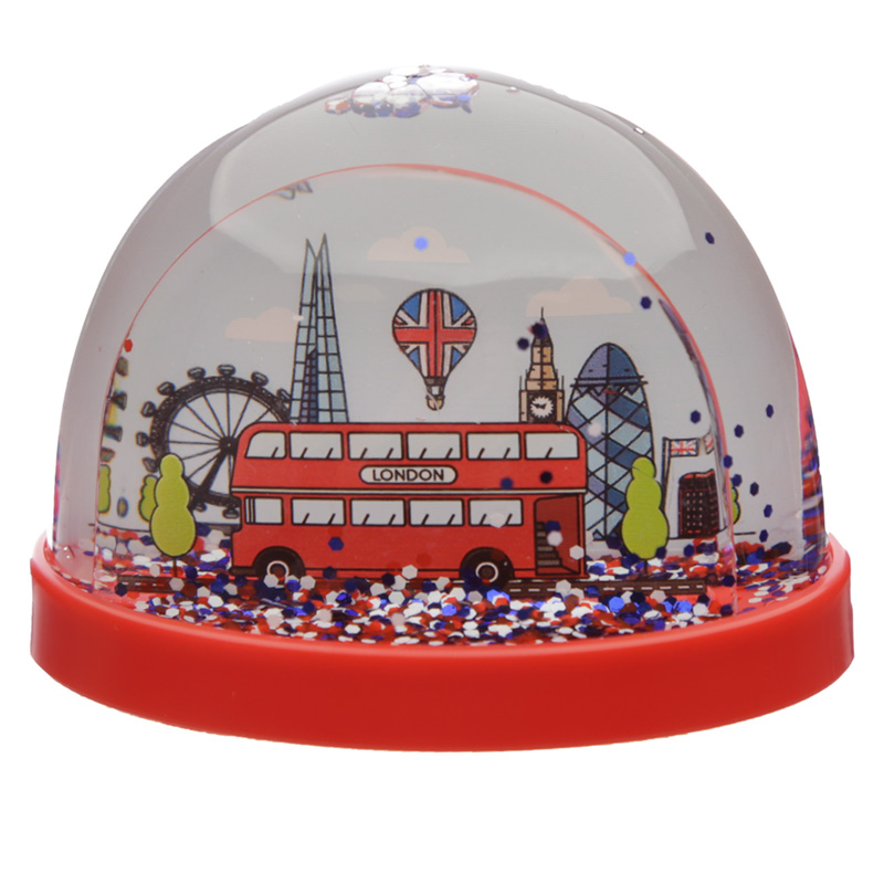 Collectable Snow Storm London Icons Medium