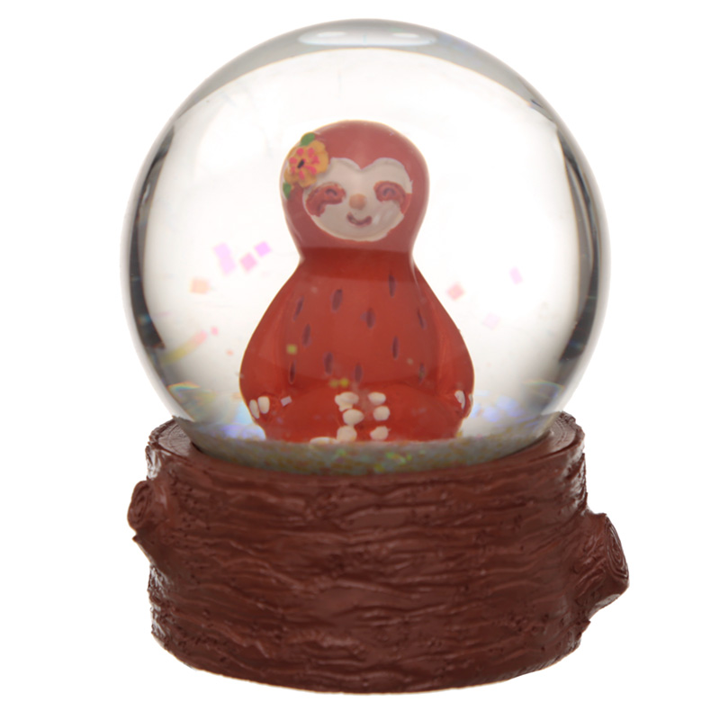 Collectable Sloth Snow Globe Waterball