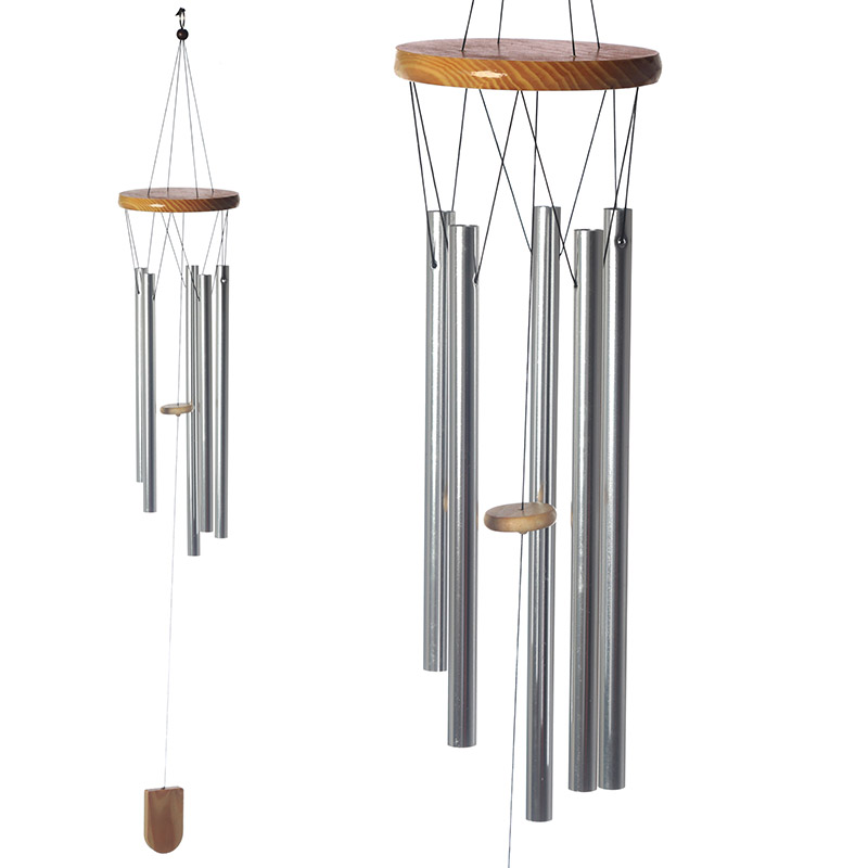 Decorative Metal Garden Wind Chime 88cm