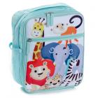 Kids Carry Case Cool Bag Lunch Bag - Zooniverse