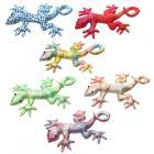 Collectable Gecko Design Medium Sand Animal
