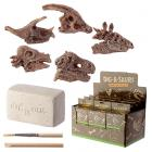 Fun Excavation Dig it Out Kit - Dinosaur Fossil