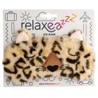Fun Eye Mask - Plush Adoramals Leopard