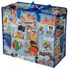 Fun Practical Laundry & Storage Bag - Asterix Comic Strip