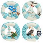 Collectable Seaside Souvenir - Life Buoy Magnet
