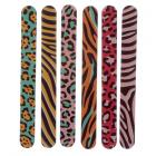 Metal Nail Clippers - Wild Life Animal Print