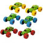 Fun Kids DIY Free-Wheel Monster Truck