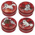 Christmas Simon's Cat Lip Balm in a Tin